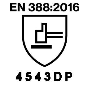 safety gloves EN 388 ratings